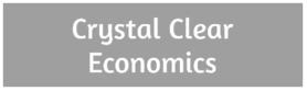 Finance4Learning | Logo of Partner Crystal Clear Economics